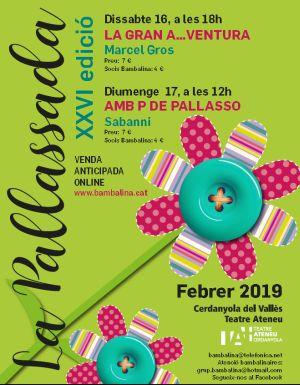 La Pallassada 2019