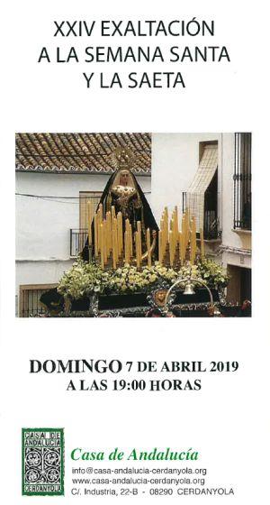 Setmana Santa Casa de Andalucía