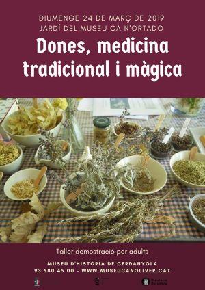 dones, medicina tradicional i màgica