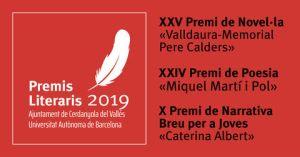 Premis Literaris 2019