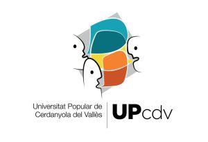 Logo Universitat Popular de Cerdanyola