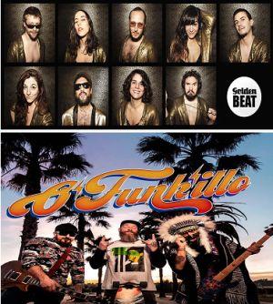 imatges de La Golden Beat i O'Funk'Illo