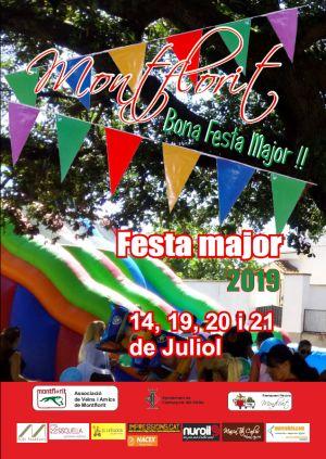 Festa Barri Montflorit