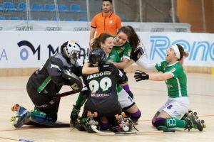 equip OK Liga femenina hoquei patins