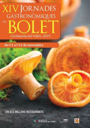 XIV Jornades Gastronòmiques del Bolet