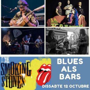 Blues als Bars