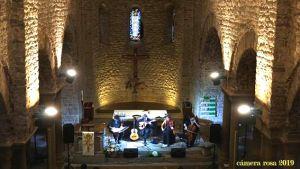 Imatge d'un concert de Burruezo