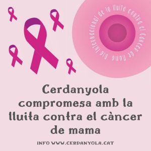 Dia Internacional contra el càncer de mama