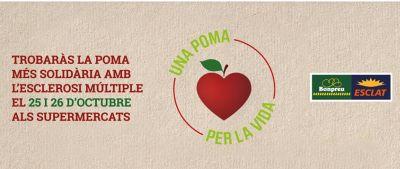 Campanya Una poma per la vida
