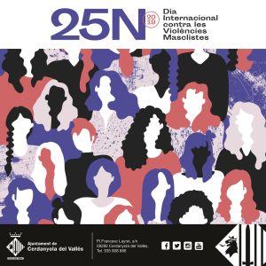 25N Dia Internacional contra le violències masclistes