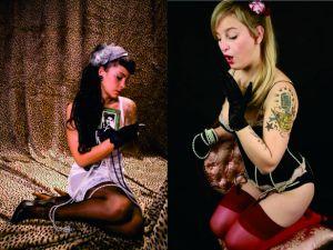 imatge de Vanessita la del Tigre i Lady de Sousa