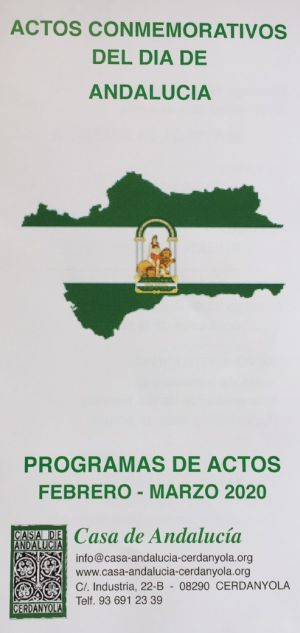 Día de Andalucía 2020