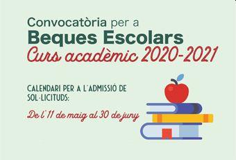 Beques escolars 2020-21