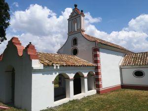Foto ermita Santa Maria de les Feixes