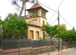 casa Noucentista de Montflorit