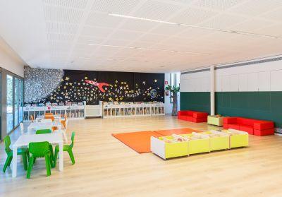 Sala infantil Biblioteca