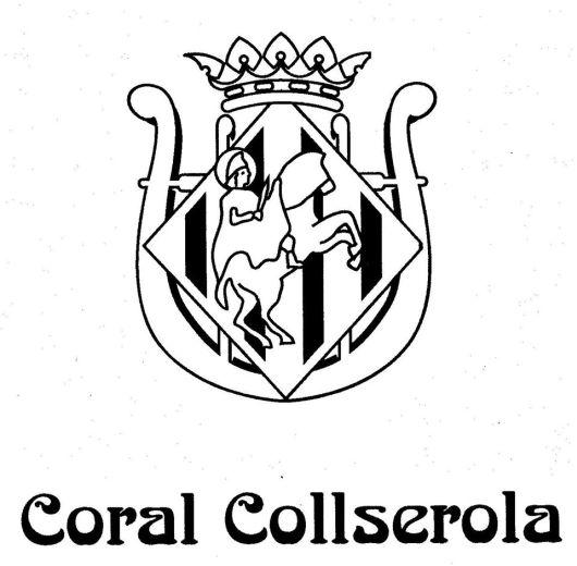 Logo de la Coral Collserola
