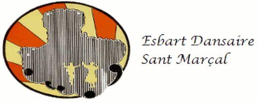 Logo de l'Esbart Dansaire Sant Marçal