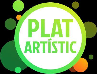Logo de l'entitat Plat Artístic