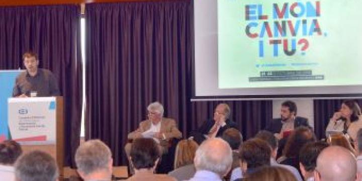 L'alcalde inaugura el Congrés de Dincat