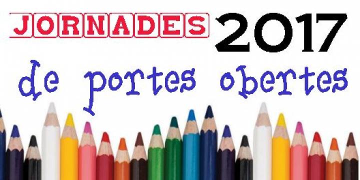 Les Escoles i Instituts oferiran jornades de portes obertes durant el mes de març