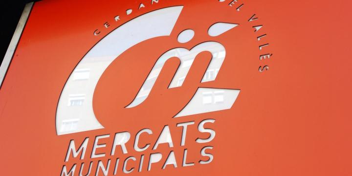 Logo dels Mercats Municipals