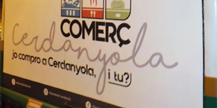 El nou logo de la campanya es pot veure als autobusos de les línies urbanes