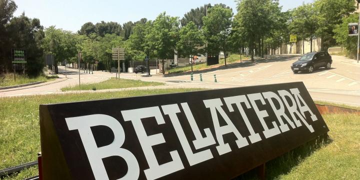 Localització de Bellaterra