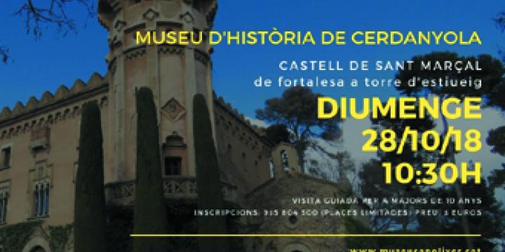 Visita Castell Sant Marçal