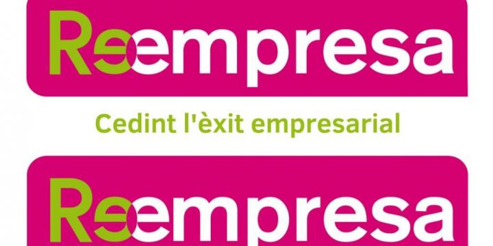 Logotip de reempresa