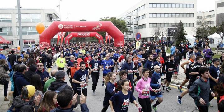 Imatge d'arxiu de la cursa del 2017 (foto: UAB)