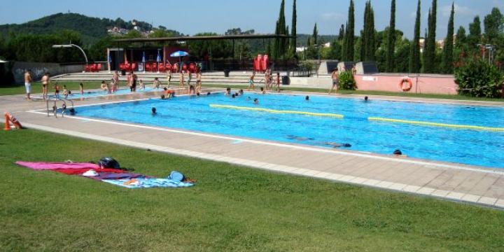 La piscina del Turonet obrirà portes el dissabte 15 de juny