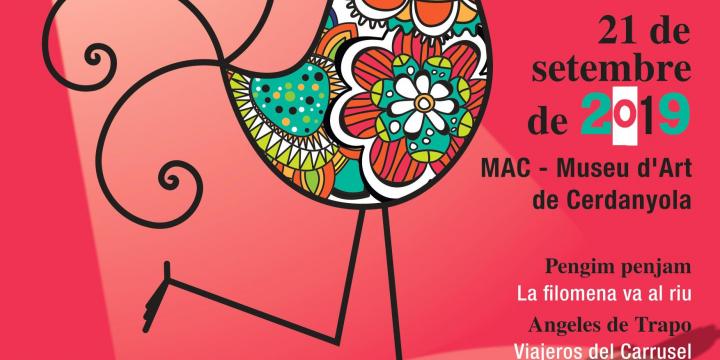 Cartell del MAC&Xic 2019