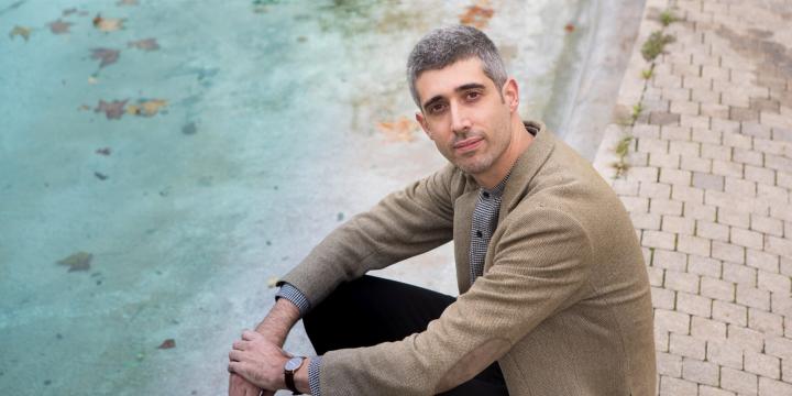 Víctor García Tur. Foto d'Ariadna Arnés.
