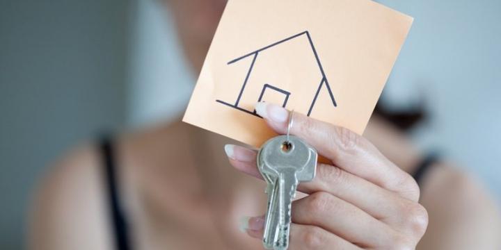 Imatge al·legòrica al lloguer d'habitatges