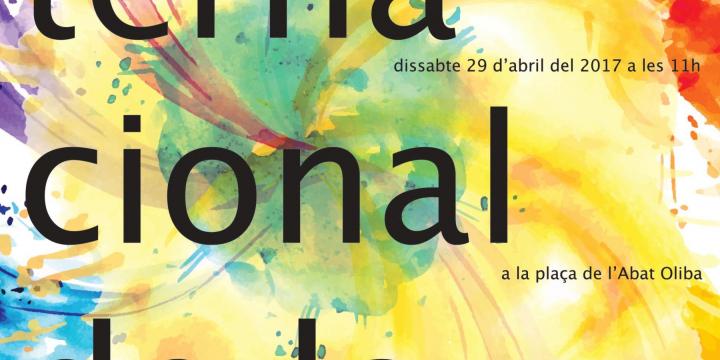 Cartell del Dia Internacional de la Dansa