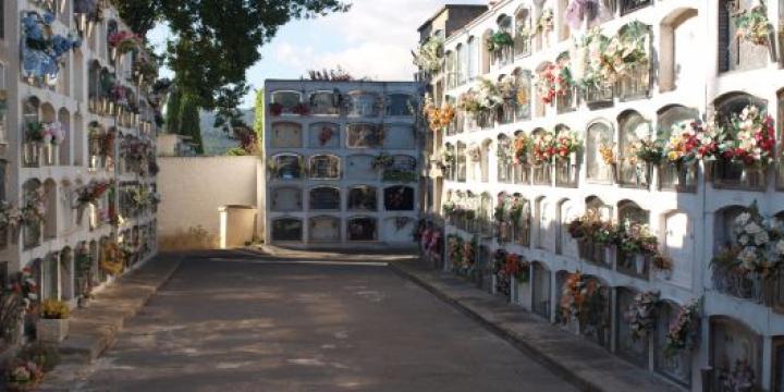 El Cementiri Municipal ampliarà el seu horari amb motiu de Tots Sants