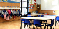 Foto: aula Escola Sant Martí