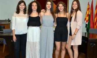 Les alumnes del Gorgs premiades en concursos prestigiosos