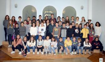 Consellers i conselleres del Consell d'Infants i Adolescents