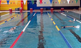 La piscina de Can Xarau ja està a ple rendiment