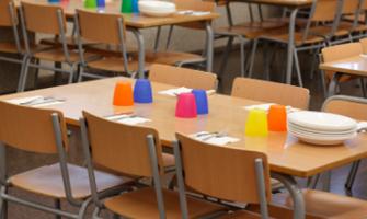 Foto menjador escolar