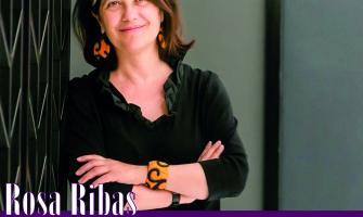 L'escriptora Rosa Ribas  obrirà el Cafè amb Lletres 2020