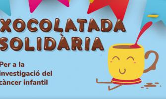 Imatge de les xocolatades solidàries