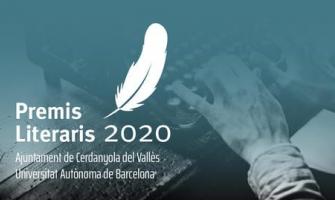 Cartell Premis Literaris 2020