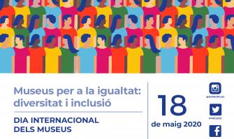 Imatge del Dia Internacional dels Museus 2020