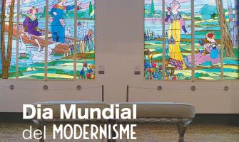 Imatge Dia Mundial Modernisme 2020 Cerdanyola