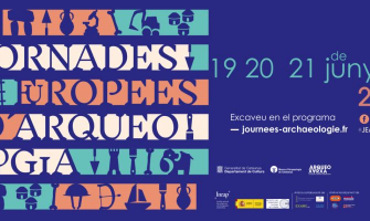 Imatge de les Jornades Europees d'Arqueologia