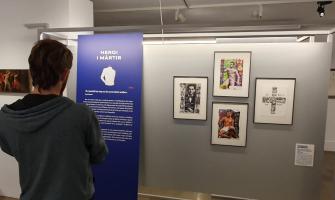 Fotografia de l'exposicióL'Home Nu