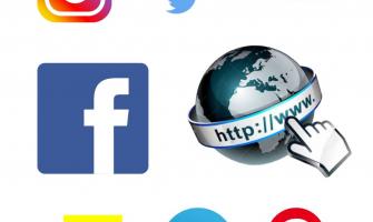 Logos xarxes socials